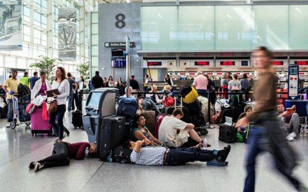 В России запустили онлайн-сервис для помощи возврата денег за отмену авиарейса