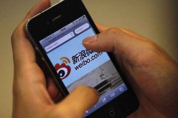 Twitter стоит дешевле своего китайского клона Weibo