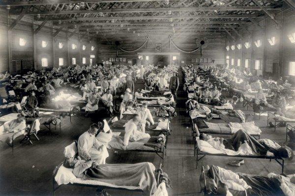 Ученые обнаружили причину cамой страшной эпидемии