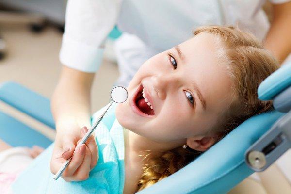 Ученые: Стоматологический герметик позволяет предотвратить кариес у детей