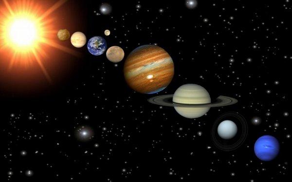 В Солнечной системе есть девятая планета, влияющая на наклон Солнца