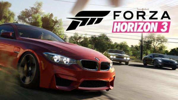 Microsoft забанила игроков Forza Horizon 3 на 30 лет
