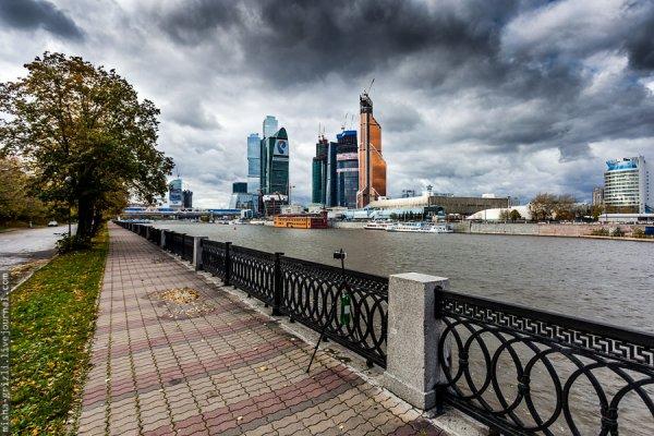 В Москве побит рекорд атмосферного давления