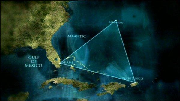 Ученым удалось разгадать загадку Бермудского треугольника
