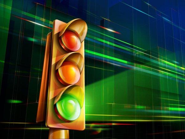 Ford и JLR помогут водителям забыть об красном свете на светофорах