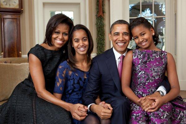 Дети Обамы вошли в ТОП-30 самых влиятельных подростков мира