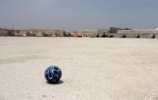 На стройке стадиона ЧМ-2022 в Катаре погиб рабочий