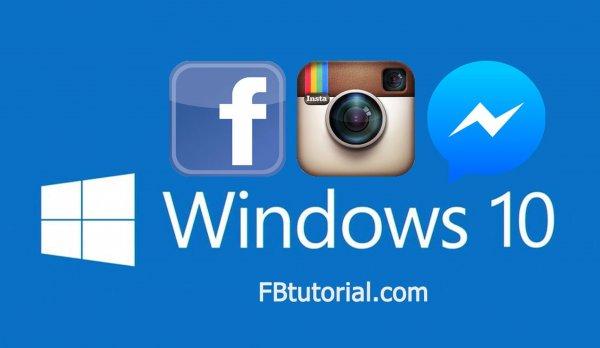 Голосовые сообщения и видеозвонки теперь доступны в Facebook Messenger для Windows 10