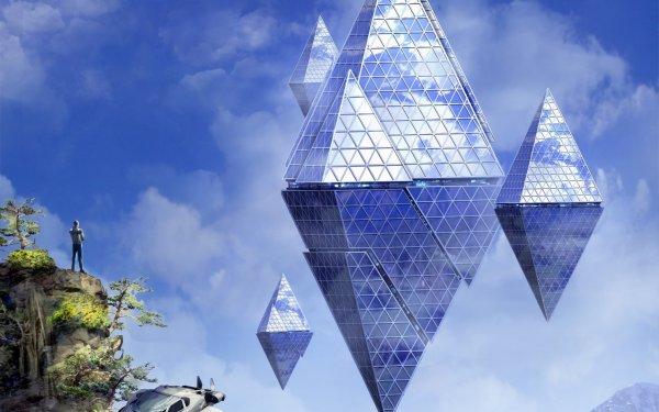 Ученые: В будущем люди создадут воздушные города в облаках Венеры