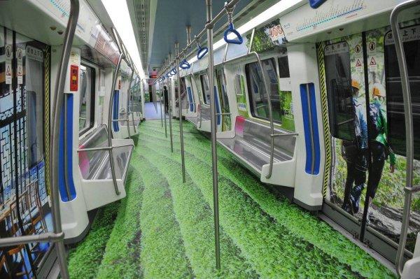 Китай до 2020 года инвестирует в строительство метро почти 148 млрд долларов