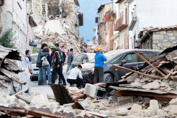 Ученые предсказали дату сильнейшего землетрясения в Нидерландах