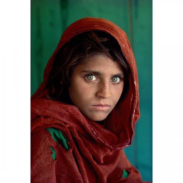 В Пакистане задержали девушку с обложки National Geographic