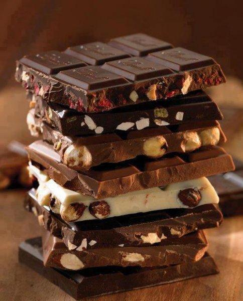 Ученые: Шоколад не является лучшим антидепрессантом