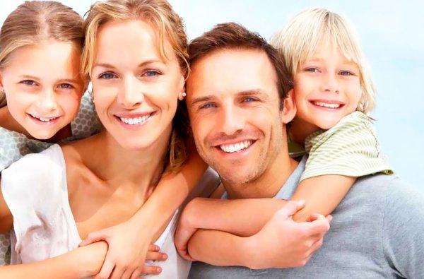 Ученые: Счастливое детство помогает мужчине создать крепкую семью