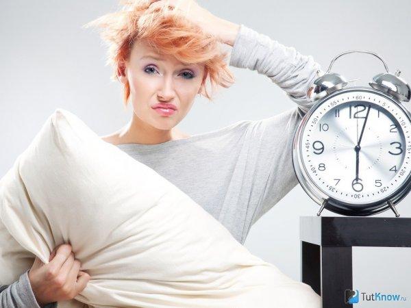Ученые: Недосыпание вредит обменным процессам человеческого организма