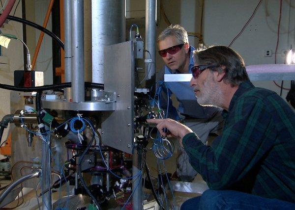 Ученые усовершенствовали самые точные часы в мире