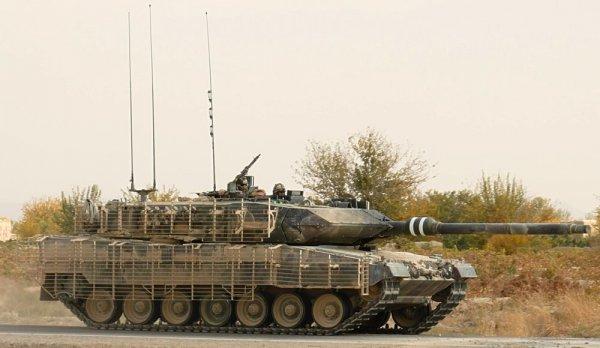 Литва примет немецкие танки Leopard 2