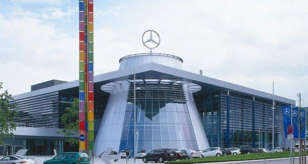 Mercedes-Benz инвестирует в производство на территории России 20 млрд. рублей