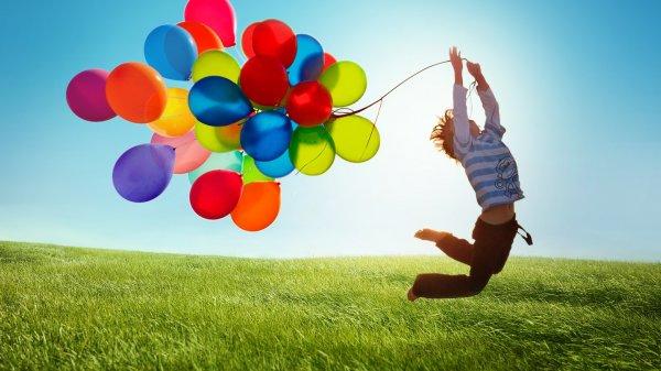 Ученые: Воздушные шары опасны для ребенка
