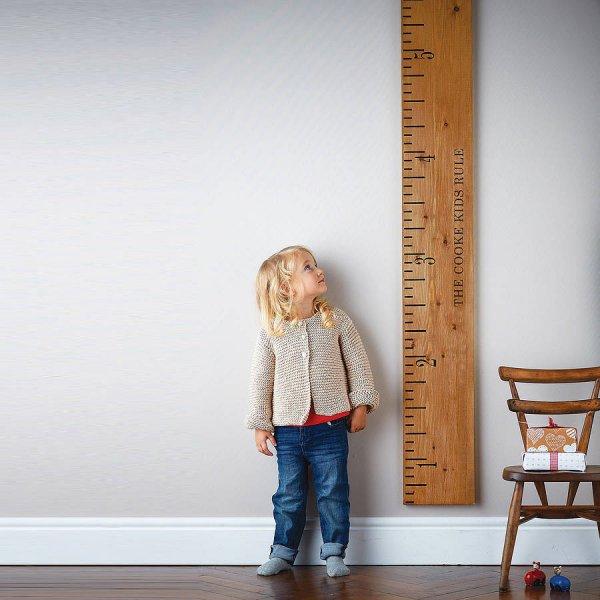 Ученые рассказали, как можно рассчитать будущий рост ребенка