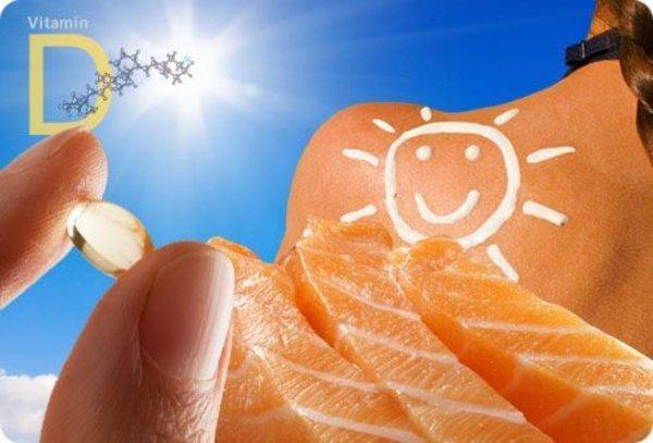 Ученые: Витамин D способен уменьшить вероятность развития рака у человека