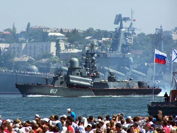 ВМФ РФ провел военные учения в Мировом океане