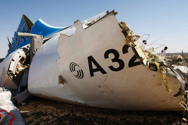 В Ленобласти установлен закладной камень монумента жертвам рейса А321