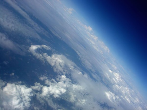 Ученые создали компьютерную модель формирования атмосферных частиц
