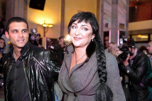 Лолита Милявская увезла мужа за границу на реабилитацию