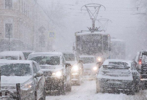 В ближайшие два дня Челябинскую область накроет сильная метель