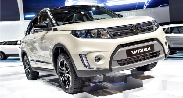 Suzuki рассказала о планах относительно продажи Grand Vitara в России