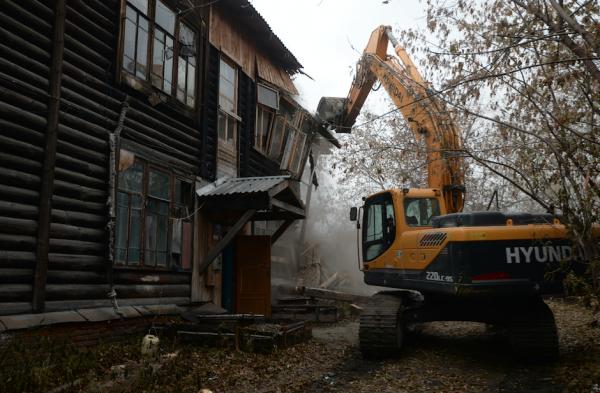 В Подмосковье сократят сроки расселения жителей аварийных зданий до трех лет