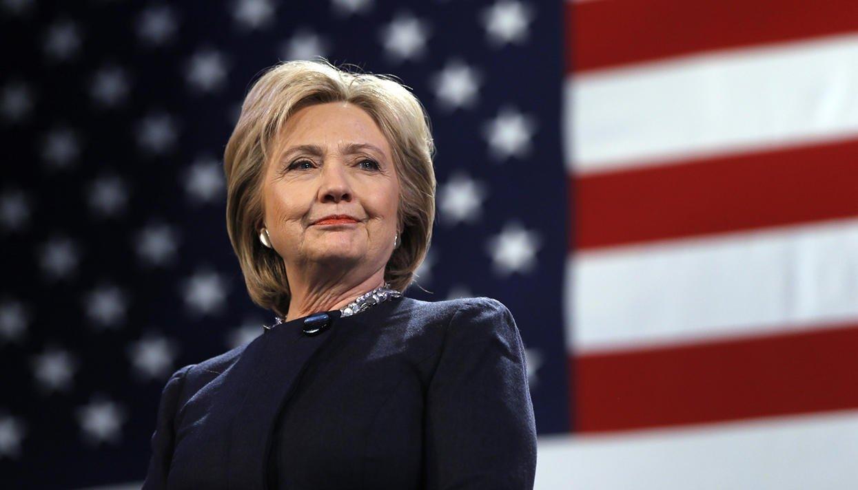 Клинтон занимаются сексом