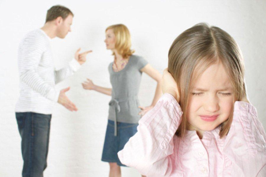 Ошибки в воспитании детей разведенными родителями