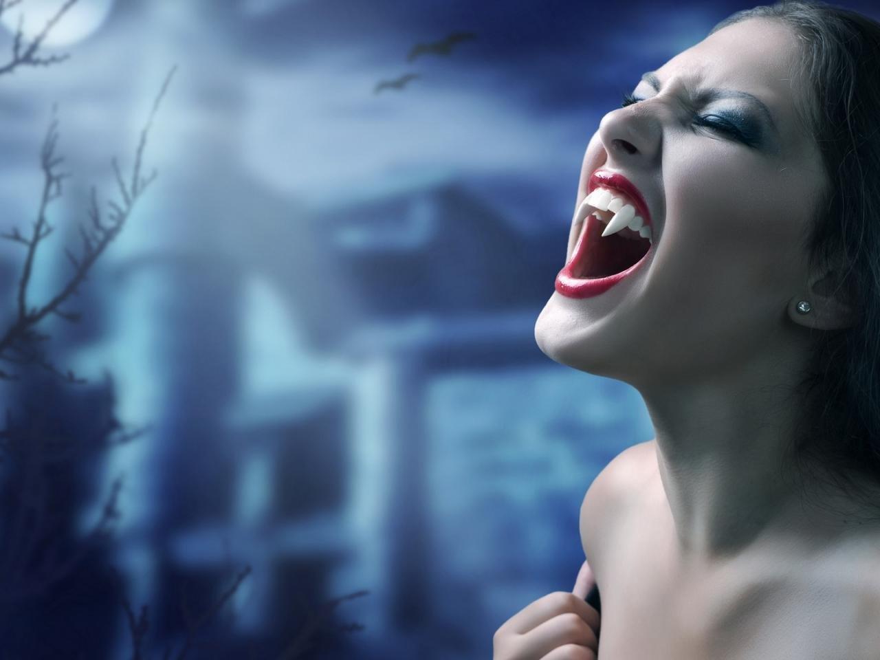 Vampire nudity fucked gallery