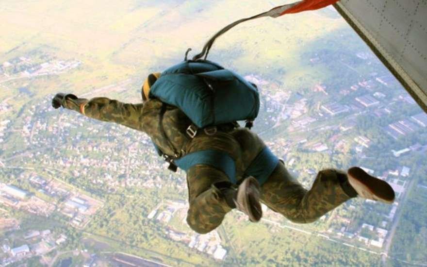 этом подход сбрасывали ли саушку на парашюте термогольфы Отдельно для