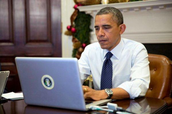 45-й президент США получит 11 млн подписчиков Обамы в Twitter