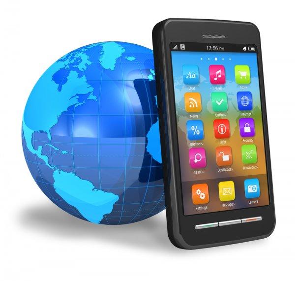 C мобильных устройств Рунет посещает 25 % пользователей - исследование