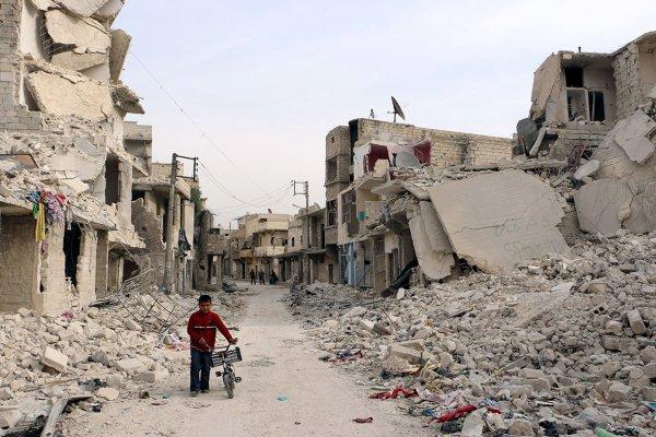 ООН обвиняет оппозицию в убийстве мирных граждан в Алеппо