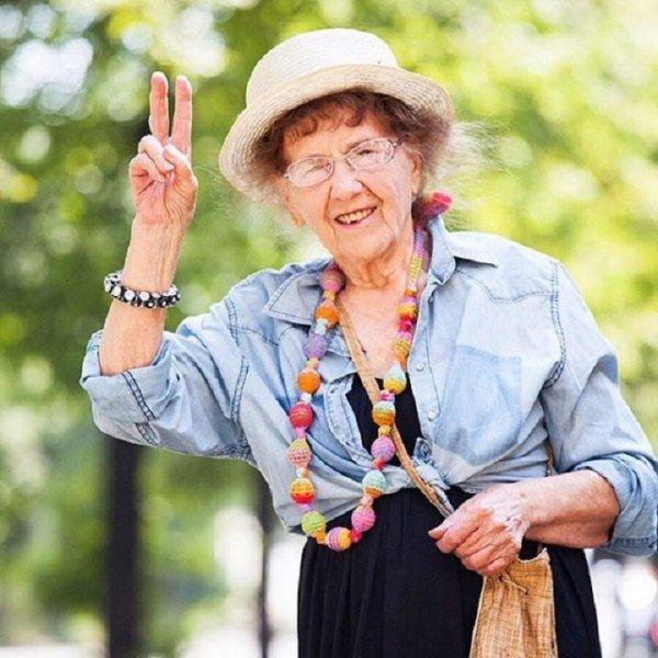Бабушка из Магнитогорска покорила Instagram
