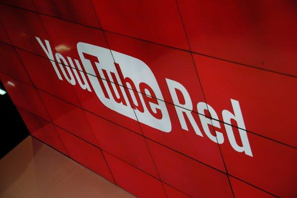 Платный сервис YouTube Red за год набрал 1,5 млн подписчиков