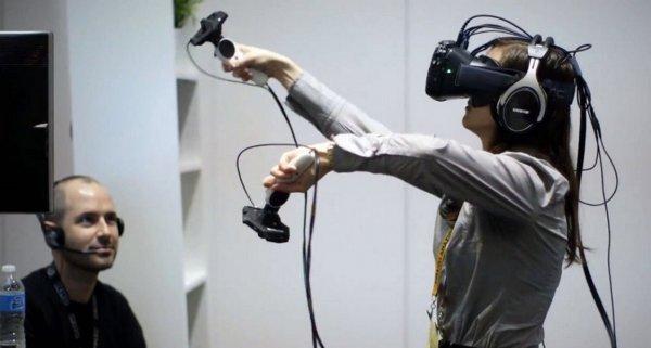 HTC работает над созданием HTC Vive второго поколения