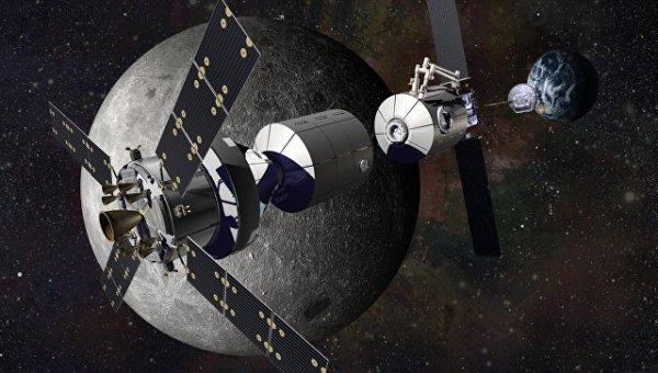 NASA планирует создать «международную» лунную базу до 2023 года