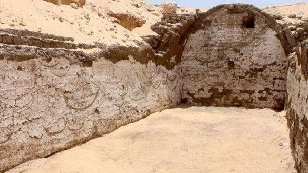 Археологи установили внешний вид древнеегипетских лодок