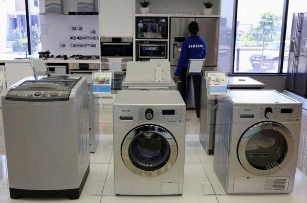 Samsung отозвала все стиральные машины с вертикальной системой загрузки в США