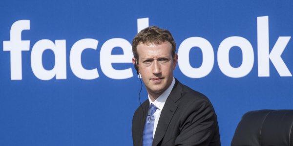 В Германии начали расследование против Цукерберга и менеджеров Facebook