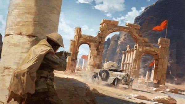 DICE добавит в Battlefield 1 хардкорные сервера