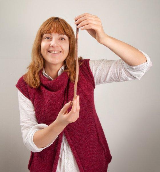 Ученые: Дождевые черви способны к клонированию самих себя