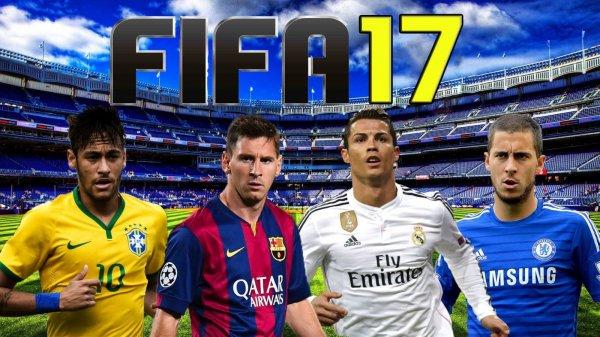 EA: FIFA 17 побила рекорд продаж франшизы в Великобритании