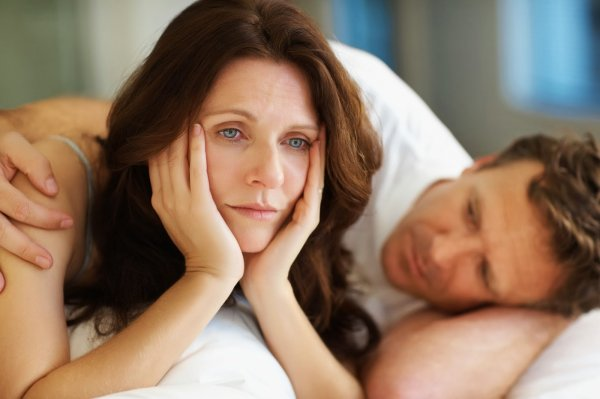 Ученые рассказали о негативном влиянии менопаузы на сексуальную функцию